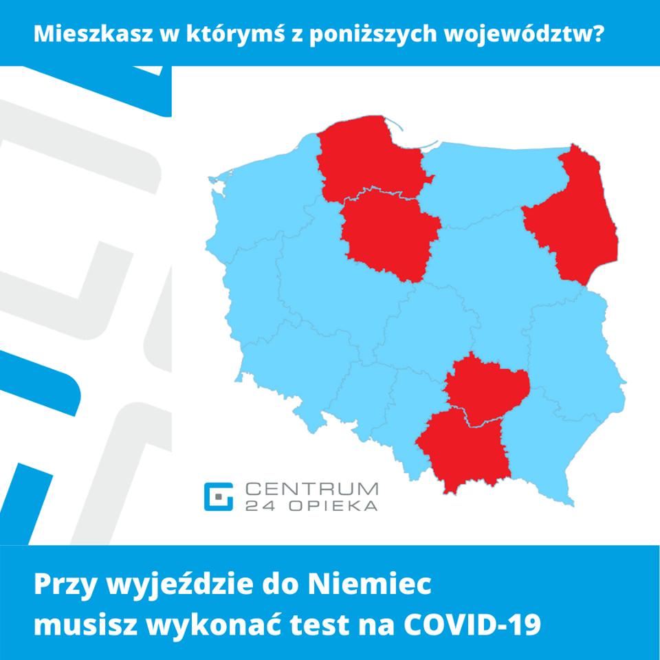 Informacje na temat Covid-19